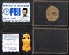 FBI badge flip