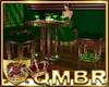 QMBR Irish Pub Bar Table