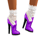 [T] Purple Boots with la