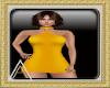 (AL)Alice Dress YellowSL