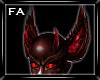 (FA)DemonKittyHorns Red2