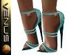 ~V~Lovia Heels Green