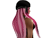 Light/Dark Pink w/Cap