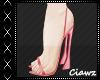 ☪Thalia Pink Heels