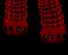 Z Huge Fur Feet (M)