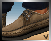 [ves] loafers brown