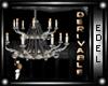 :E: anim candels lamp