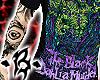 -B- The black dahlia