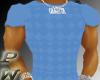 *PW*Blue Muscle Shirt