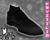 !KJ Formal Shoes Blk