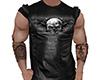 Skull Leather Shirt (M)