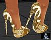 Brown CC Heels