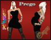 (Pf) Prego Black Dress