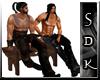 #SDK# D Medieval Bench 4