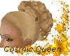 Blonde Updo 2