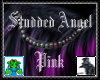 Studded Angel - Pink