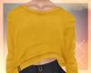 + Fall Crop Sweater