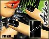 [Aiko] Black Nails Male
