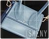 [Is] Mini Bag W - Blue