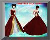 Christmas Gala Gown 1