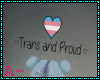A~ Trans Pride Headsign