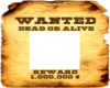 J9 - Wanted for buddy