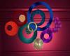 ~TQ~Circle Wall Art