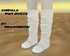 Amidala War Boots