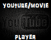 youtube/movie player