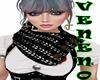 Scraf Black Sexy Diva