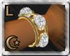 MC Diamond Globe Brac(L)