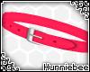[H] HPink LL Tilted Belt