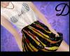 {D} Party Sequin Dress