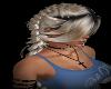 Blonde Braid Hair