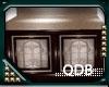 QDB:Mocha Kitchen Set