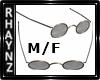 Santa Glasses - (M/F)