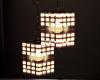 [CI]Aged Brnze Hang Lamp
