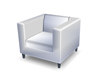 Hero Chair White