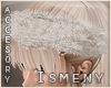 [Is] Fur Headband Cream