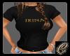 (SR) IRINA Black Tee