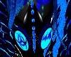 -x- blue equal mask