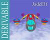 [JE] Derivable Airship