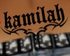 XIs Tattoo Kamilah