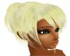 Mar blonde short hair