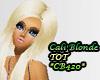 Cali Blonde TOT