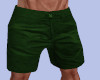 [B] Menz Green Shorts