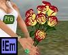 !Em Red&Yellow Roses 7P