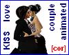 [cor] kiss and caresses