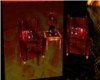 Red Black Coffee Chair's