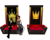 thrones his and hers